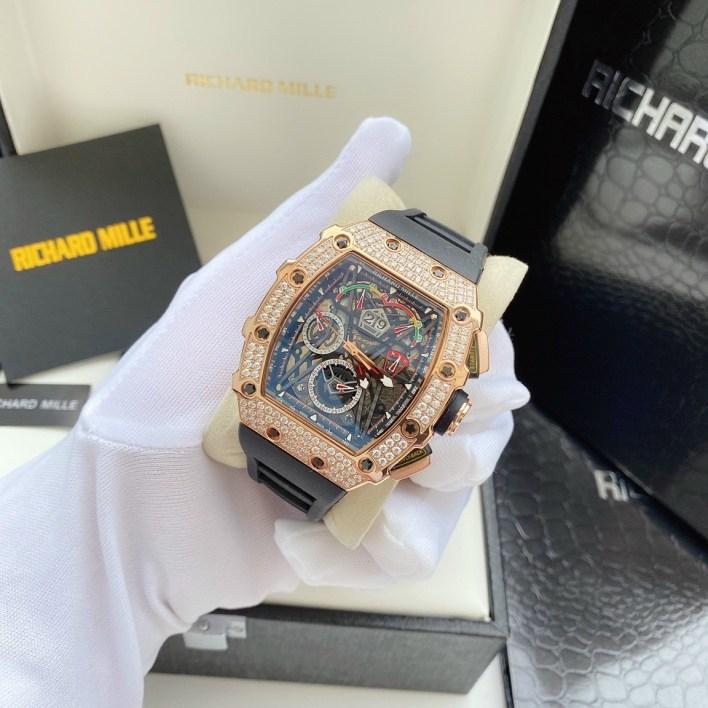 Đồng hồ Richard Mille nam máy cơ