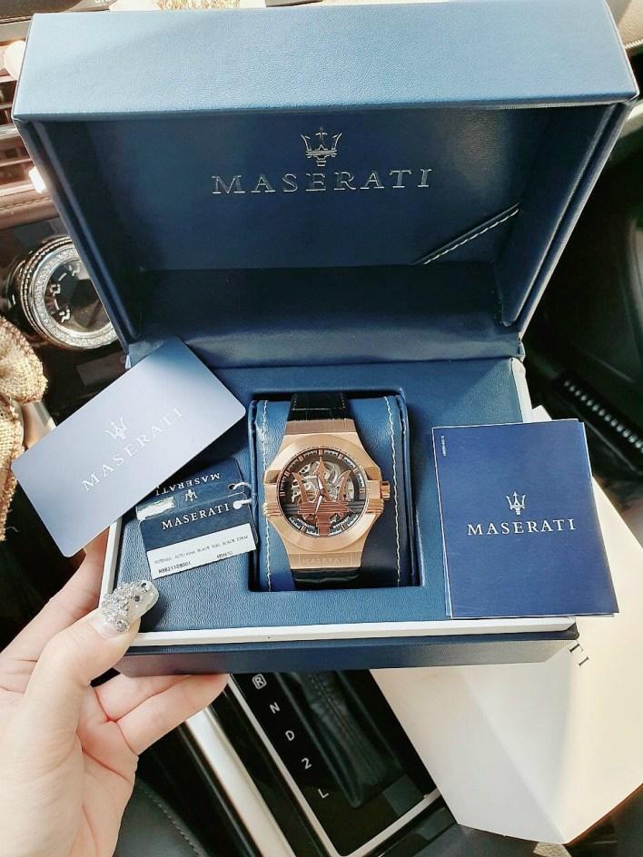 Đồng hồ Maserati Potenza