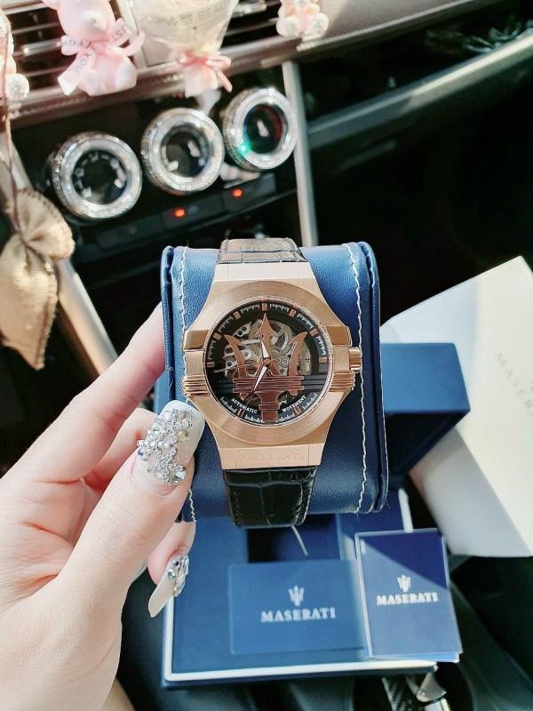 Đồng hồ Maserati nam siêu cấp