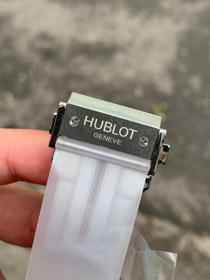 Đồng hồ Hublot Senna Champion