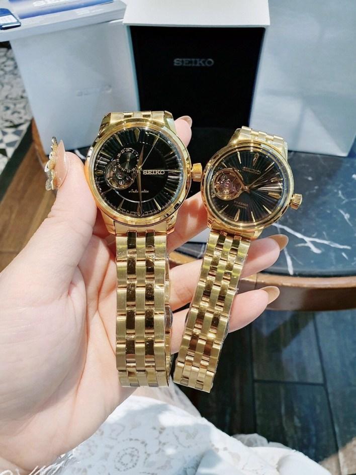 Đồng hồ Seiko cặp