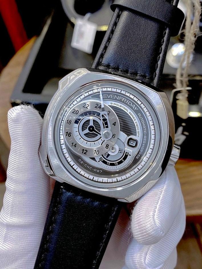 Đồng hồ SevenFriday automatic nam