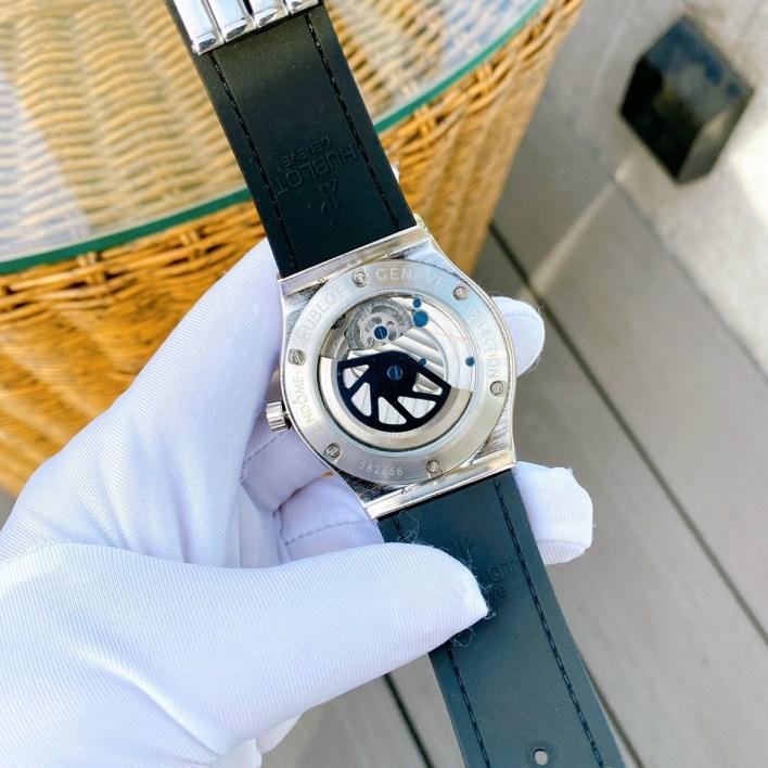Đồng hồ Hublot nam máy cơ nhật