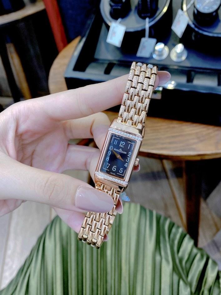Đồng hồ Jaeger Lecoultre nữ đính đá