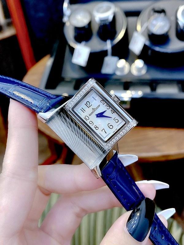 Đồng hồ Jaeger Lecoultre nữ mặt xoay
