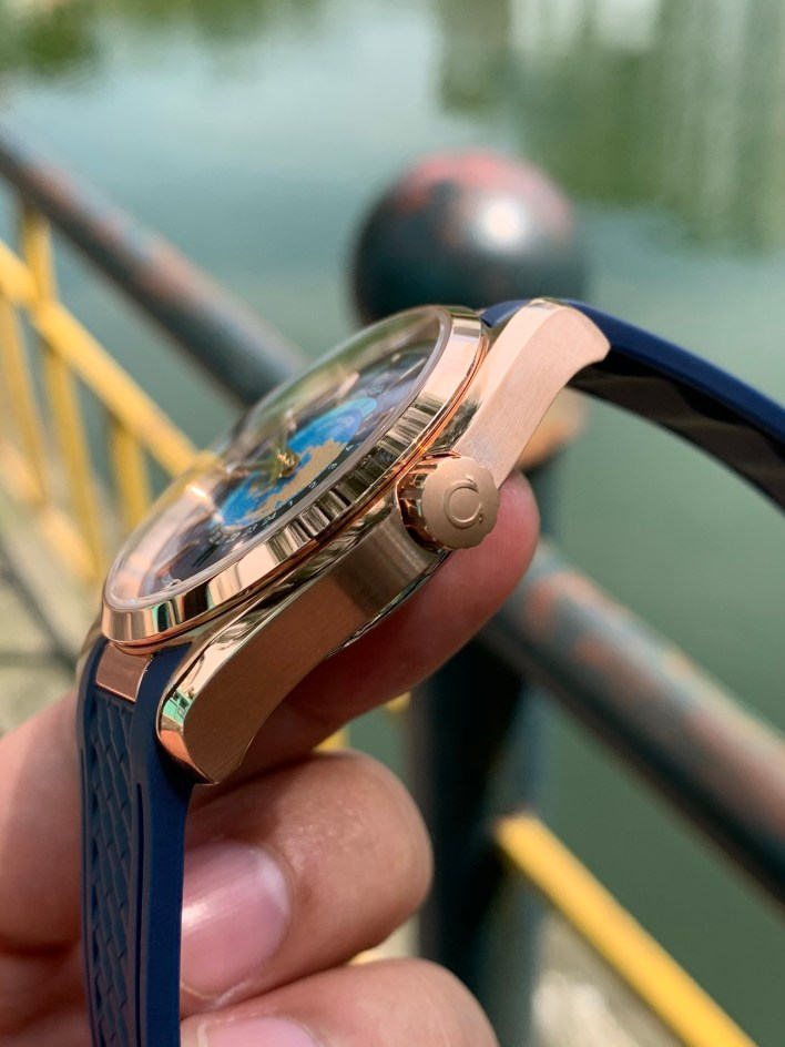 Đồng hồ Omega super fake