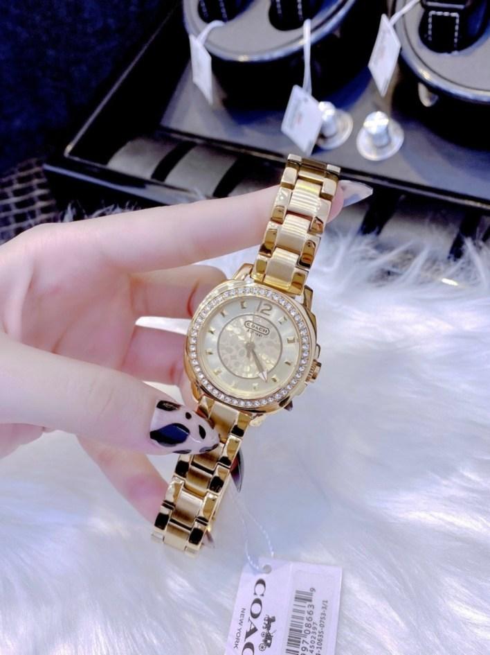 Đồng hồ Coach New York nữ giá rẻ