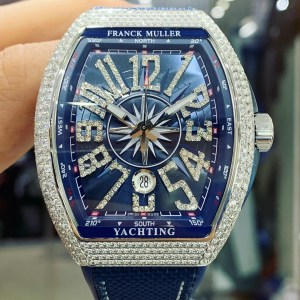 Đồng hồ Franck Muller Yachting replica 11 Thụy Sỹ