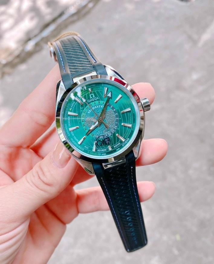 Đồng hồ Omega World Time