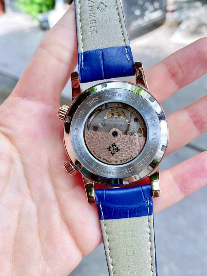 Đồng hồ Patek Philippe Automatic nhật