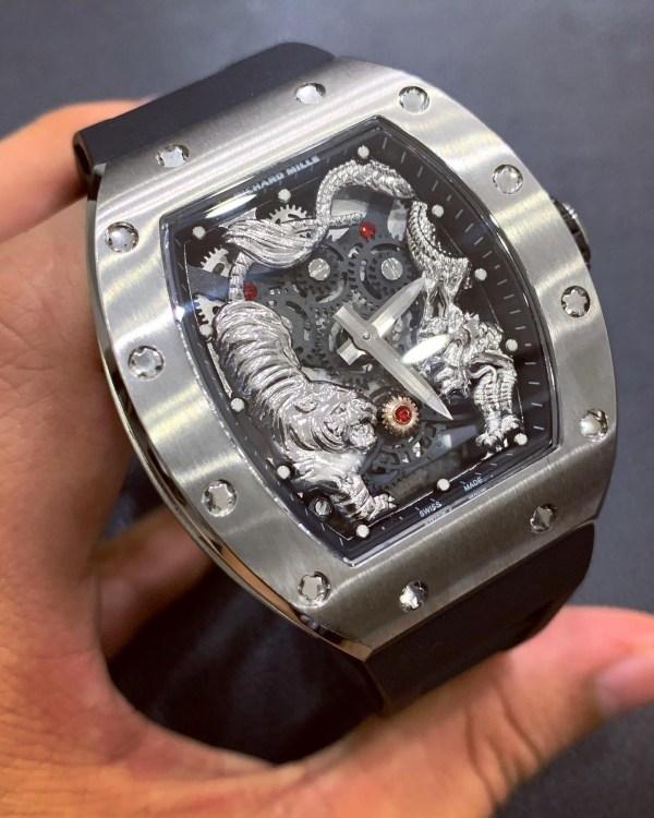 Đồng hồ RM siêu cấp