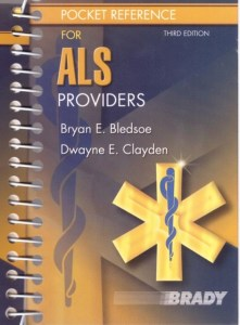 Pocket Reference for ALS Providers book cover