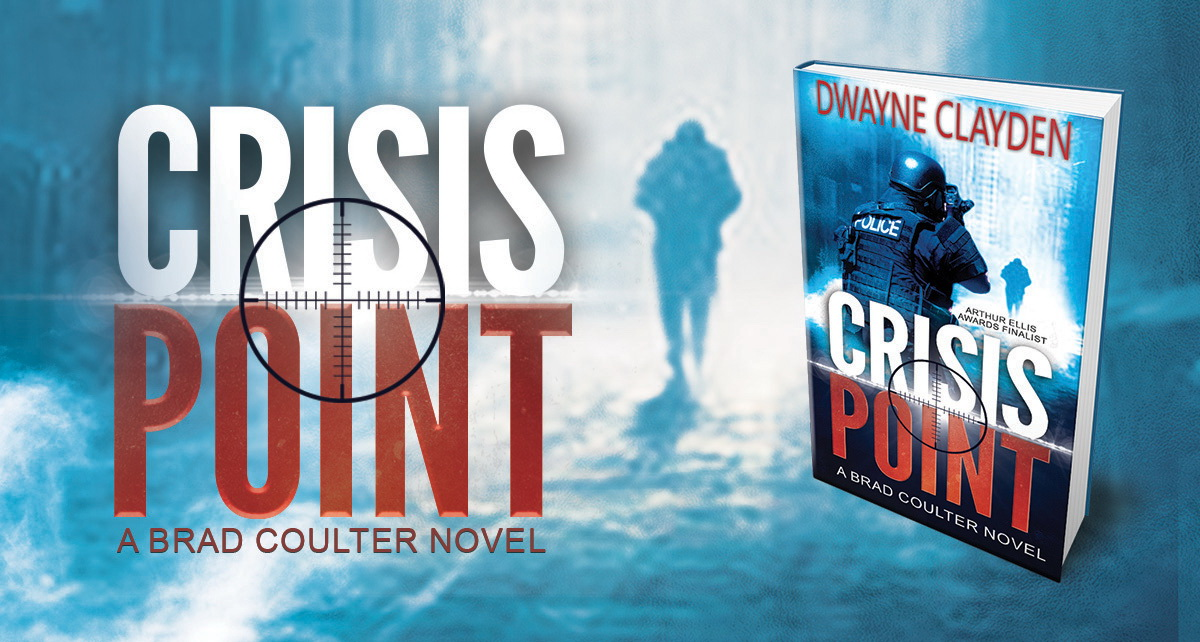 Crisis Point Book Launch Ad