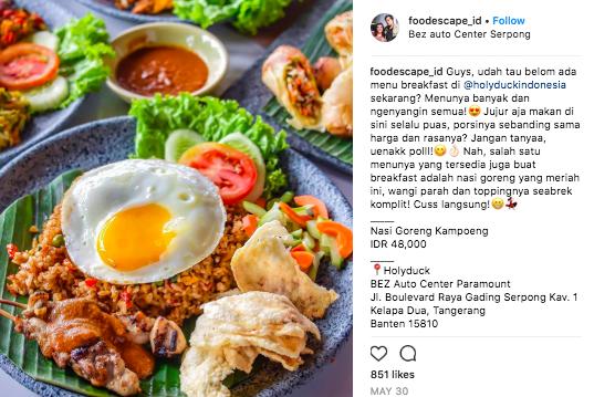 Cara Mendapatkan Uang Dengan Menjadi Food Blogger