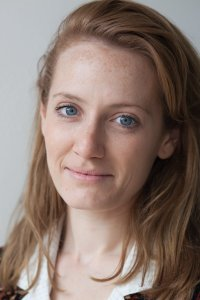 Headshot of Bristol dancer Katie Hall