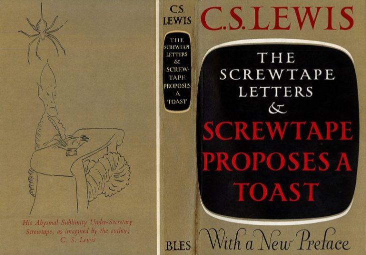 C S  Lewis and Christianity     HarperCollins Publishers A 1961 edition of The Screwtape Letters by C  S  Lewis