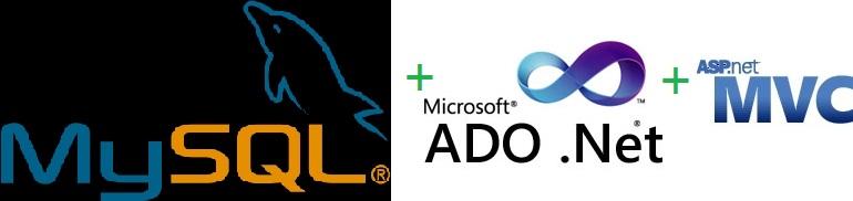MySQL, ADO.NET & MVC