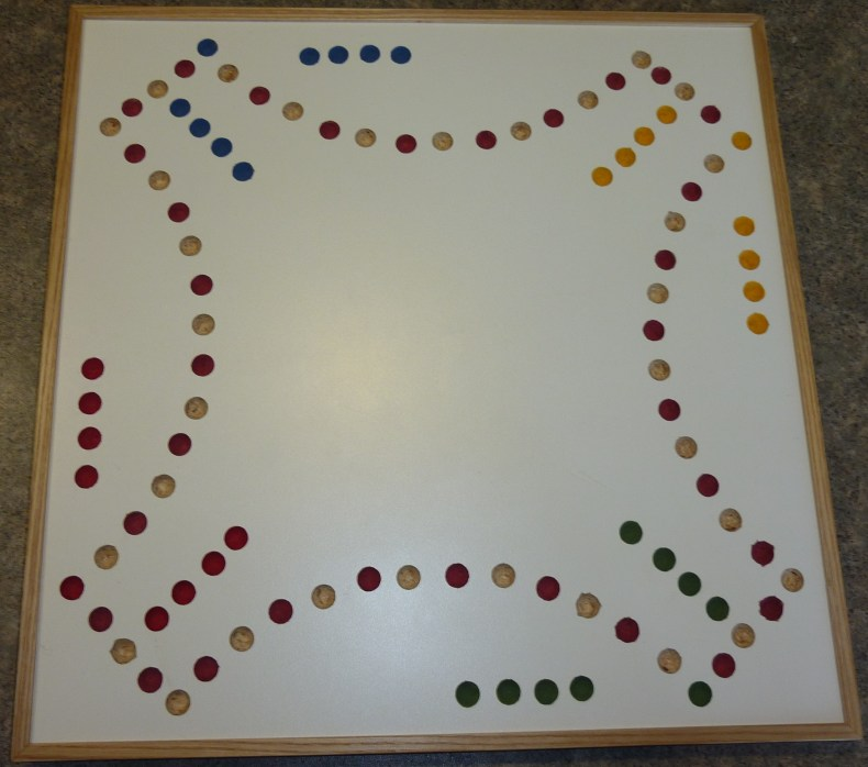 Dirty Marbles Board