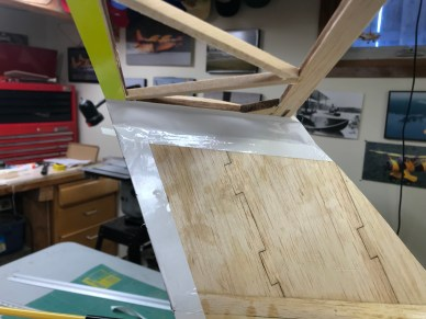 Covering Joints & Trailing Edges