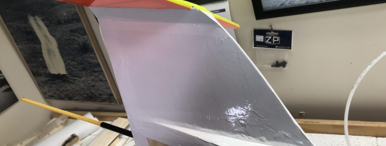 Covered Fin Side Profile