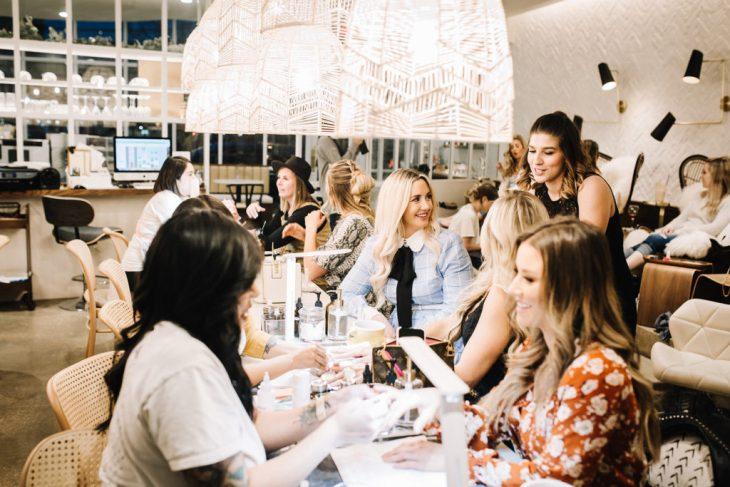 Bachelorette party idea at Verbena Parlor Social House