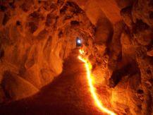 ancient underground tunnels