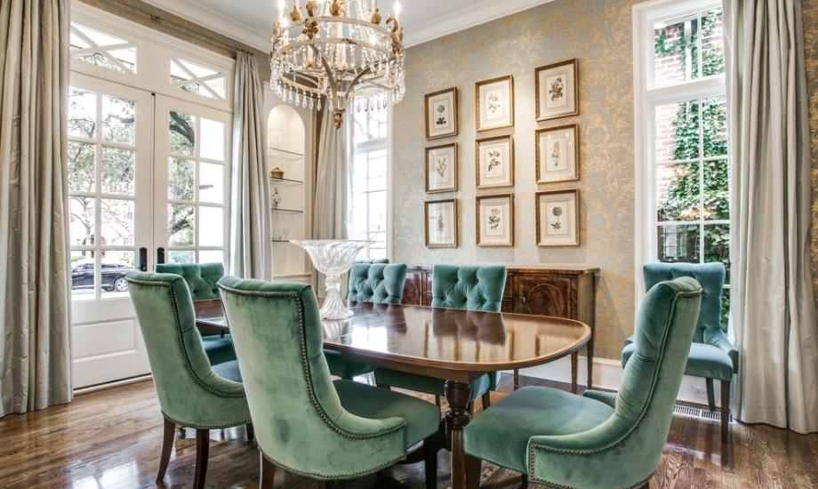 30 Elegant Traditional Dining Design Ideas · Dwelling Decor