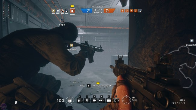 tom clancys rainbow six siege screenshot