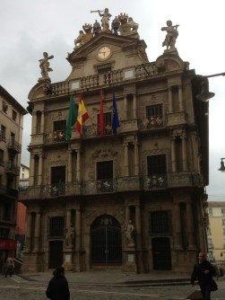 Old Pamplona