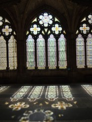 I love stained glass photos.