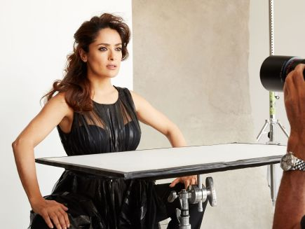Watch Allure Cover Stars Salma Hayek S August 2015