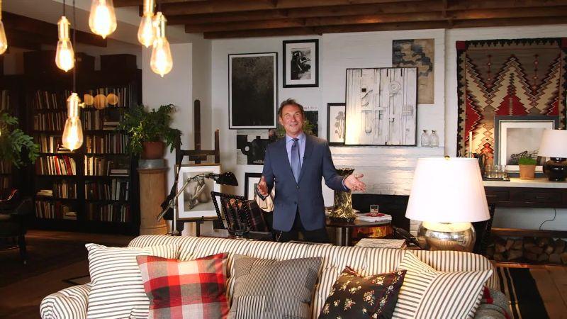 Watch Take A Peek At Ralph Lauren Home S New West Village