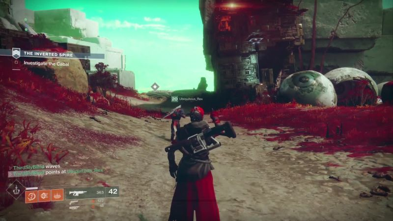 Watch Games And Culture Destiny 2 Gameplay Demo Ars