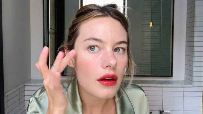 Watch Beauty Secrets | Camille Rowe's Guide to Effortless French ...