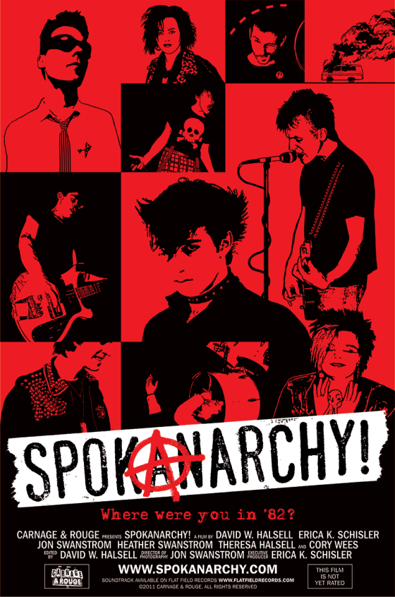 SpokAnarchy! Where Were You in '82?