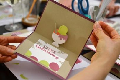 Eis Eis Baby Stempel Workshop Stampin Up Vera Bürk (1)