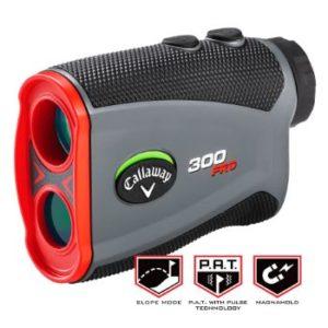 Callaway 300 Pro Slope Laser Golf Rangefinder Enhanced 2021 Model 3