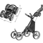 Best Golf Push Cart For Seniors Review & Buyer's Guide