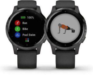 Garmin Vivoactive 4S Golf GPS Watch Review