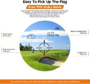 Peakpulse Rangefinder Review flag-on