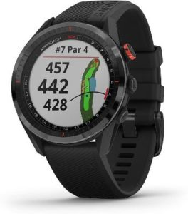 Garmin Approach S62, Premium Golf GPS Watch