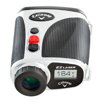 Callaway EZ Laser Golf Rangefinder Minimizes Hand-Shaking