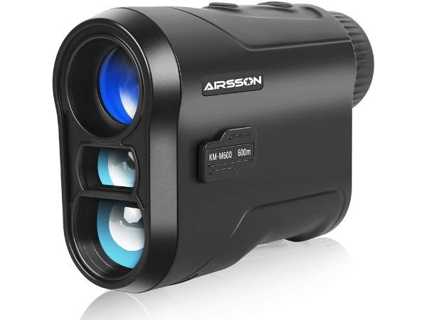AIRSSON Golf Rangefinder Laser Rechargeable