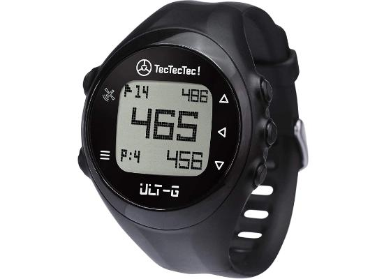 TecTecTec ULT-G Golf GPS Watch Review