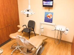 Plano Dental Operatory