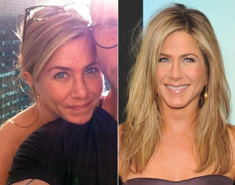 41 Celebs Without Makeup Sportingz