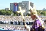 Pope Benedict XVI @ Plaza de Revolucion