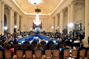OAS General Assembly, 3/22/13