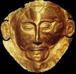Agamemnon mask
