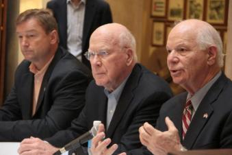 Senators Heller, Leahy & Cardin